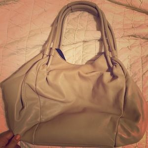 Nude Banana Republic Hobo
